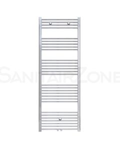 Belrad Handdoekradiator Middenaansluiting 1700x600mm 620 Watt Chroom
